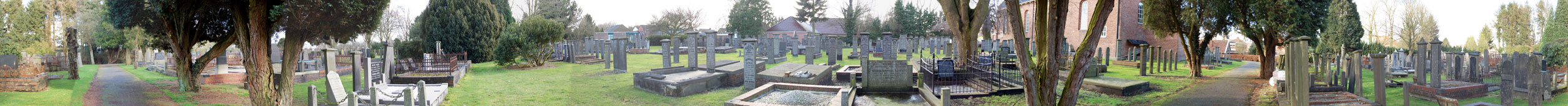 Begraafplaats Wedderweg