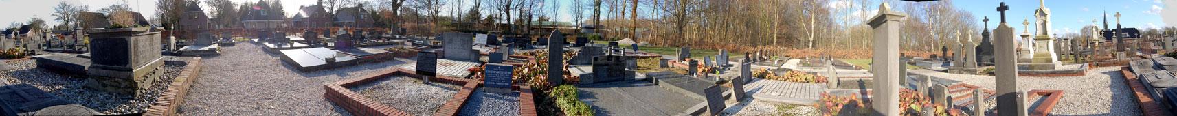 Begraafplaats Kerklaan