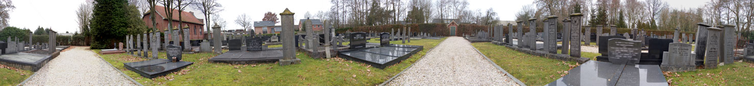 Begraafplaats Kerkstraat
