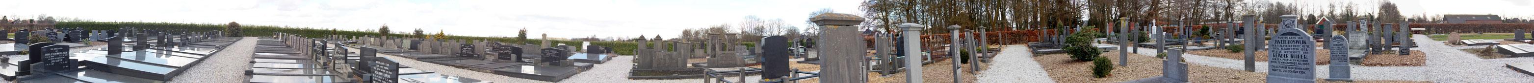 Begraafplaats A. Westerstraat