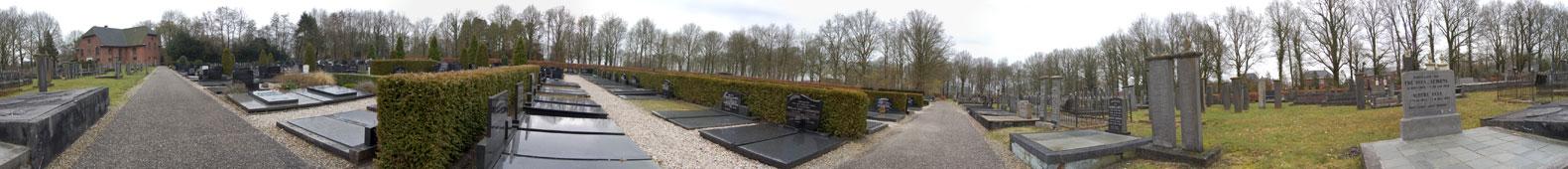 Begraafplaats Torenlaan